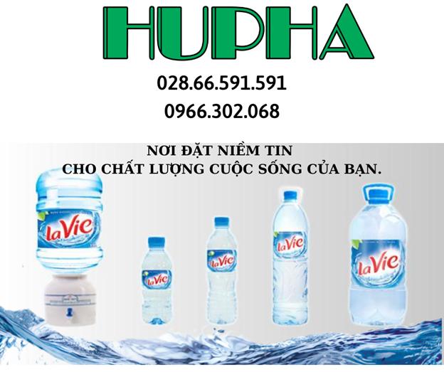 Đại lý nước khoáng Lavie nào tốt cho bạn ?