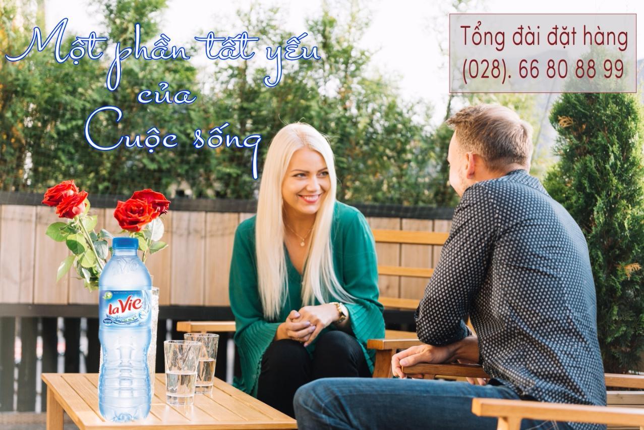 Nước Khoáng LaVie Quận Gò Vấp | Miễn Phí Giao Hàng | Có VAT