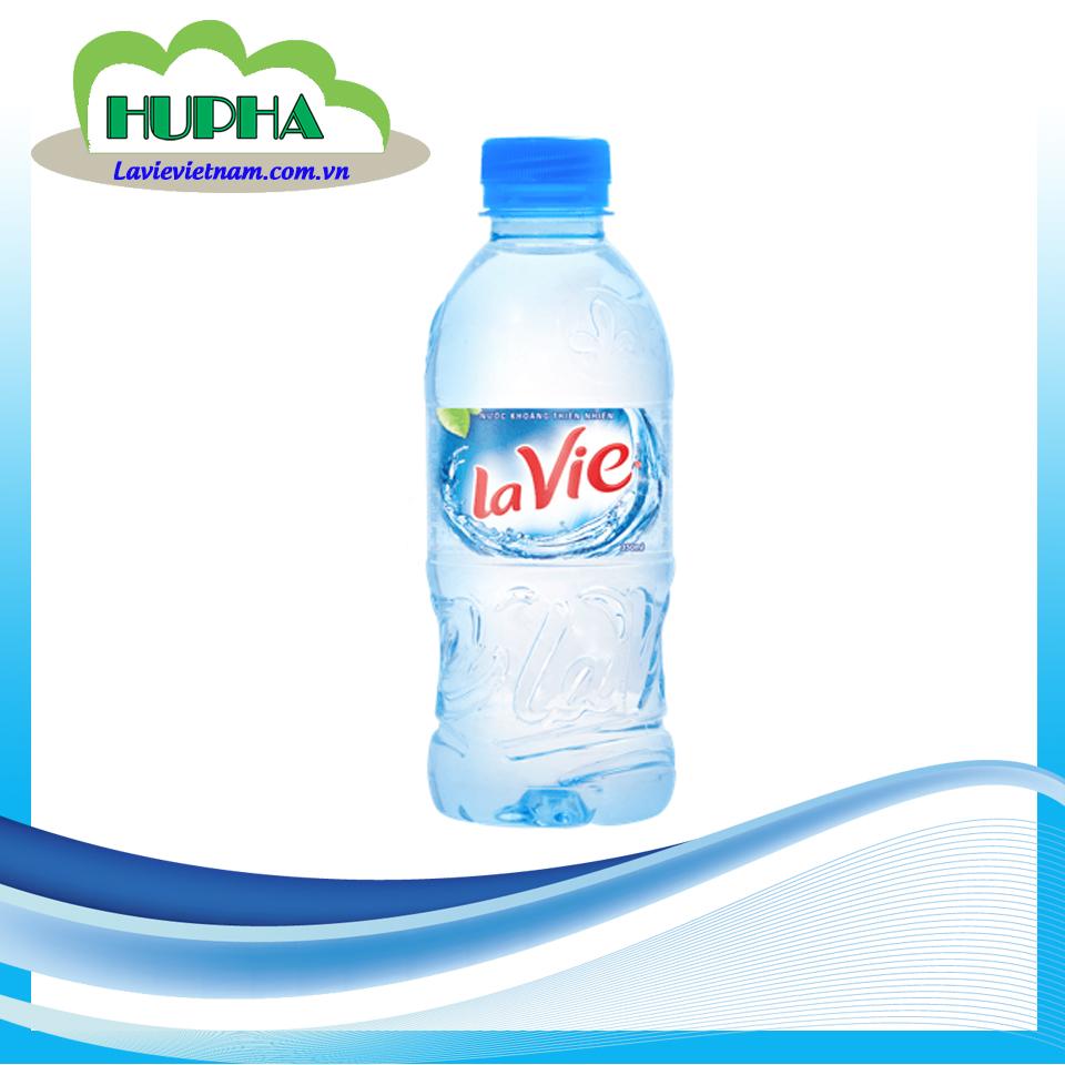 Nước khoáng Lavie 350ML