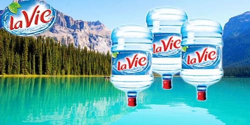 Đặt Nước Lavie Quận Bình Thạnh
